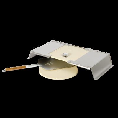 PizzaCover Flex 2021 - der Gasgrill Pizzaaufsatz